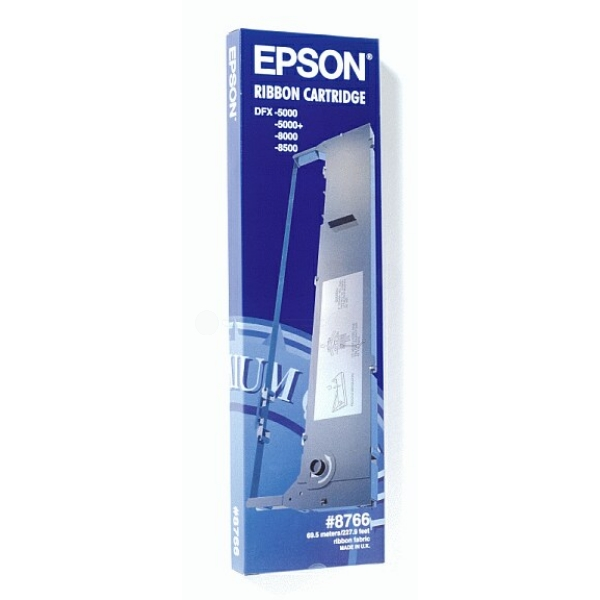 Original Epson C13S015055 / 8766 Nylonband schwarz