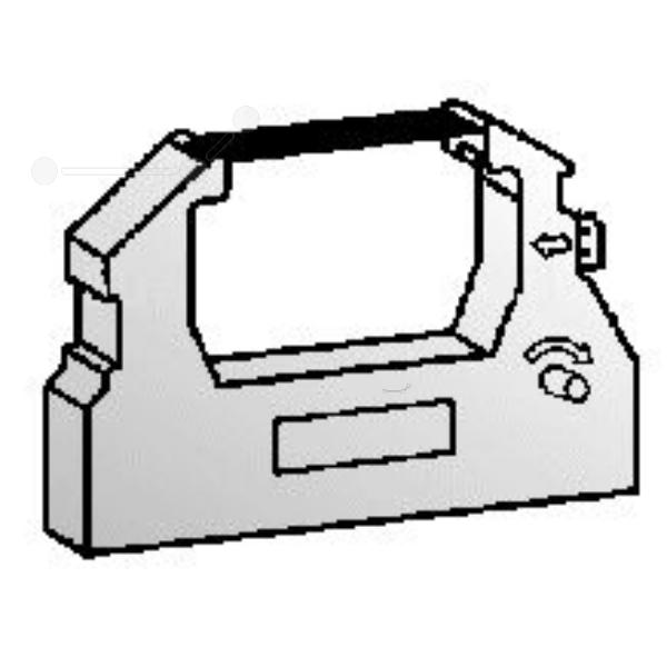 Original Epson C43S015227 / ERC28B Nylonband schwarz