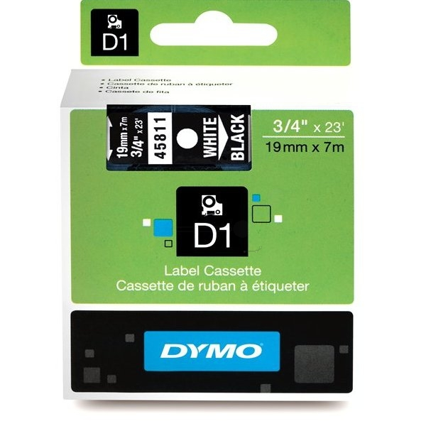 Original Dymo 45811 / S0720910 DirectLabel-Etiketten