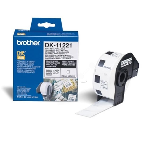 Original Brother DK11221 P-Touch Etiketten