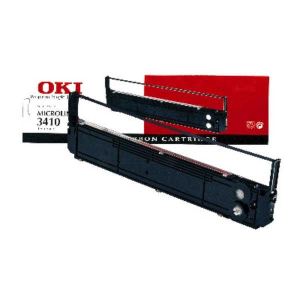 Original OKI 09002308 Nylonband schwarz