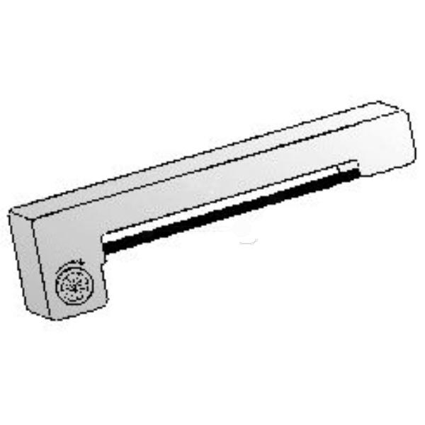 Original Epson C43S015184 / ERC15B Nylonband schwarz