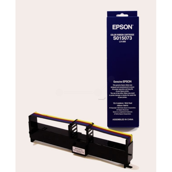 Original Epson C13S015073 Nylonband color