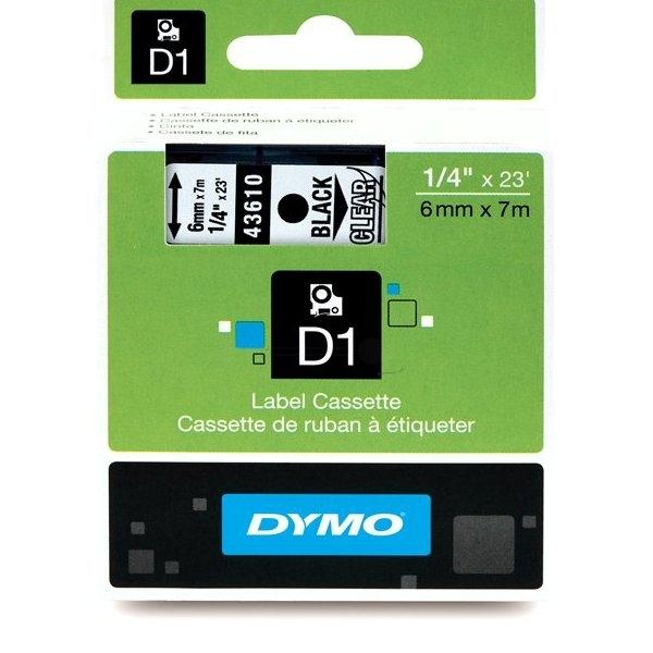 Original Dymo 43610 / S0720770 DirectLabel-Etiketten