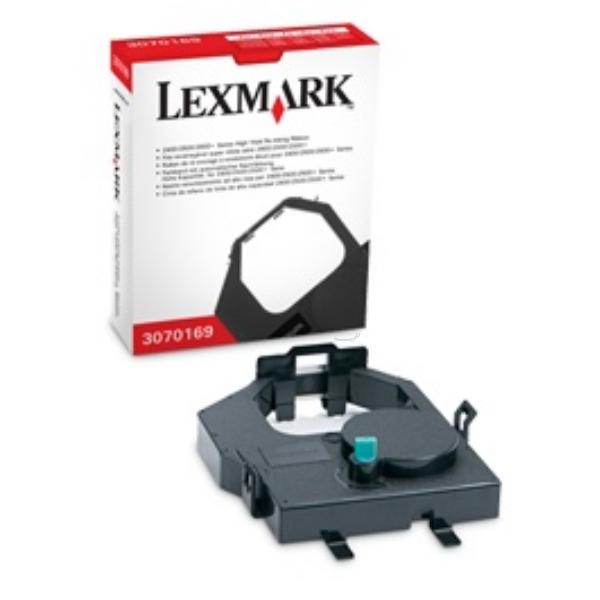 Original Lexmark 3070169 Ruban nylon noir