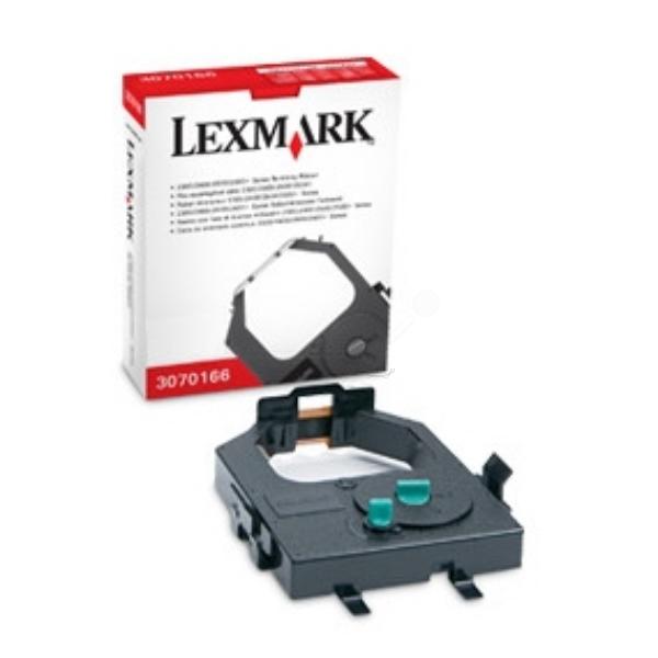 Original Lexmark 3070166 Cinta de nylón negro