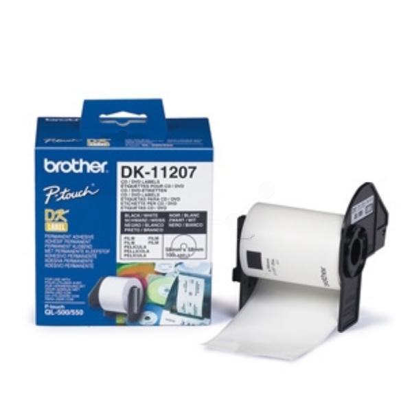 Original Brother DK11207 P-Touch Etiketten