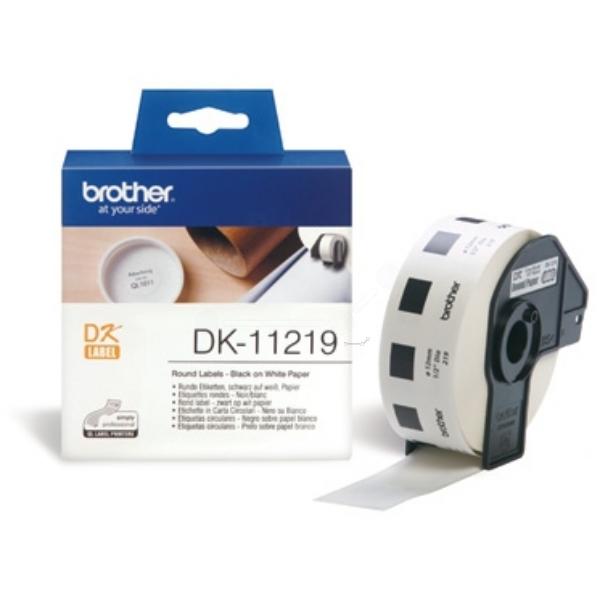 Original Brother DK11219 P-Touch Etiketten