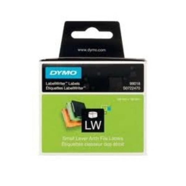 Original Dymo 99018 / S0722470 DirectLabel-Etiketten