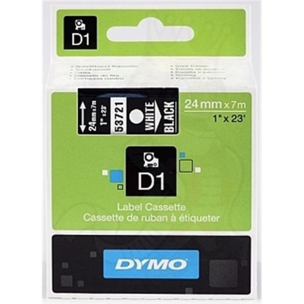 Original Dymo 53721 / S0721010 DirectLabel-Etiketten