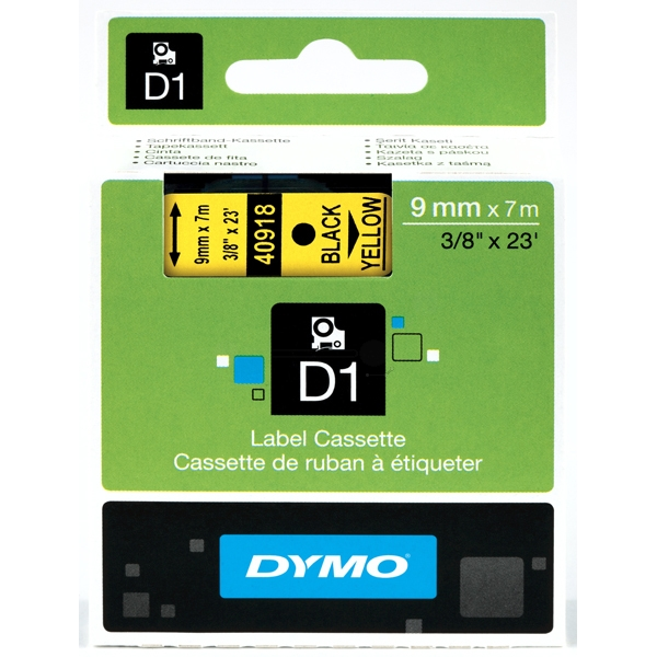 Original Dymo 40918 / S0720730 DirectLabel-Etiketten