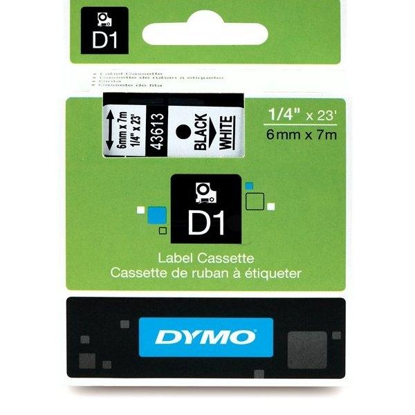Original Dymo 43613 / S0720780 DirectLabel-Etiketten