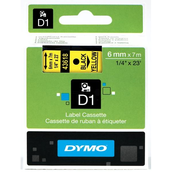 Original Dymo 43618 / S0720790 DirectLabel-Etiketten