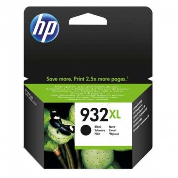 Original HP CN053AE#301 / 932XL Cartouche d'encre noire