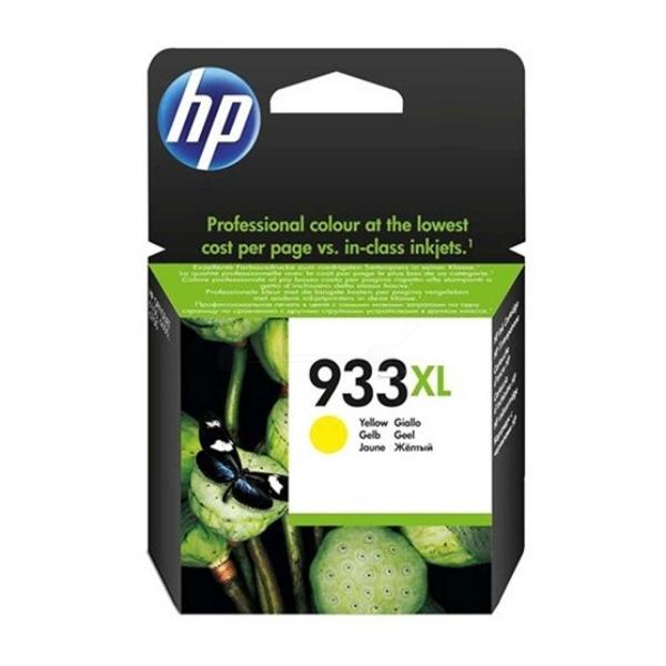 Original HP CN056AE#301 / 933XL Cartouche d'encre jaune