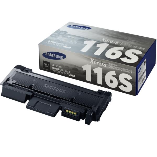 Original Samsung MLTD116SELS / 116 Toner schwarz