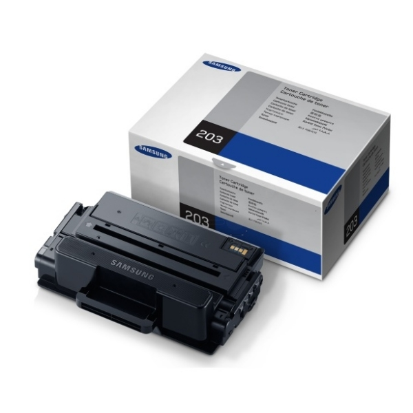 Original Samsung MLTD203SELS / 203S Toner schwarz