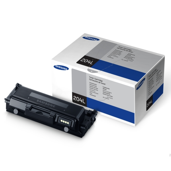 Original Samsung MLTD204LELS / 204L Toner schwarz