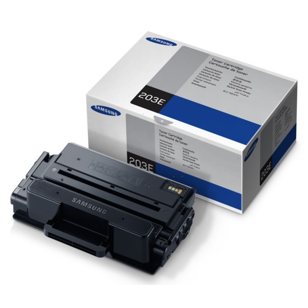 Original Samsung MLTD203EELS / 203E Toner schwarz
