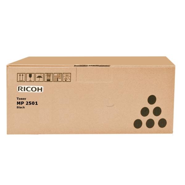 Original Ricoh 841991 / TYPE2501E Toner schwarz