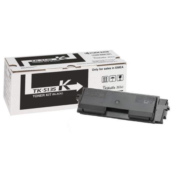 Original Kyocera 1T02PA0NL0 / TK5135K Toner schwarz