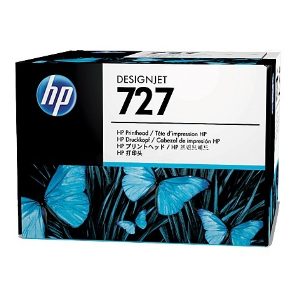 Original HP B3P06A / 727 Tête d'impression