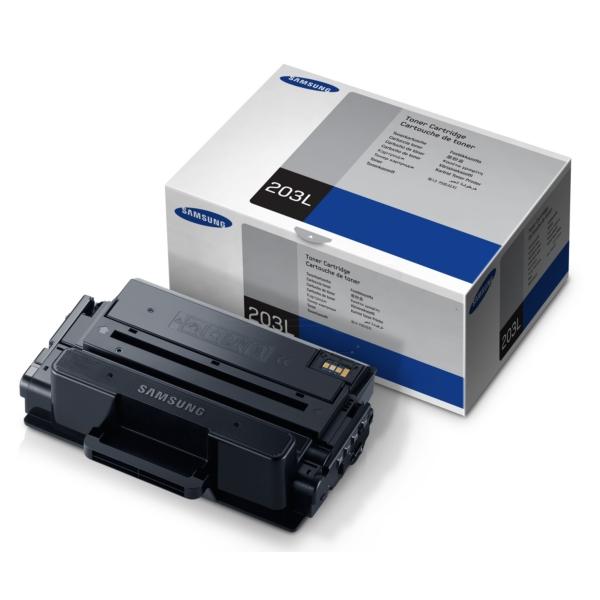 Original Samsung MLTD203LELS / 203L Toner schwarz