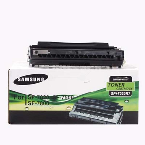 Original Samsung SF7020R7SEE Toner schwarz