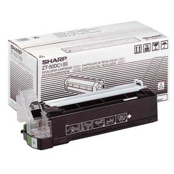 Original Sharp ZT50DC1 Toner schwarz