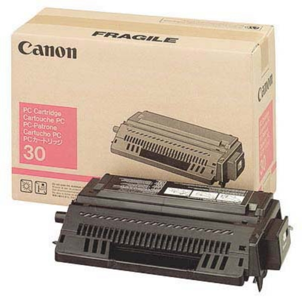 Original Canon 1487A003 / PC30 Toner schwarz