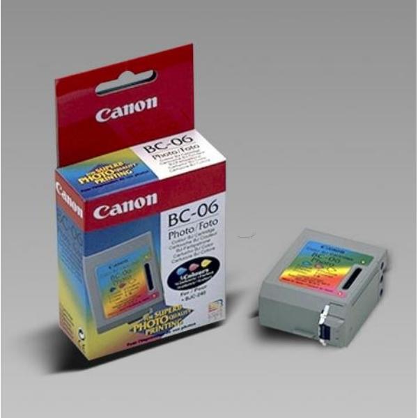Original Canon 0886A002 / BC06 Cartouche à tête d'impression photo