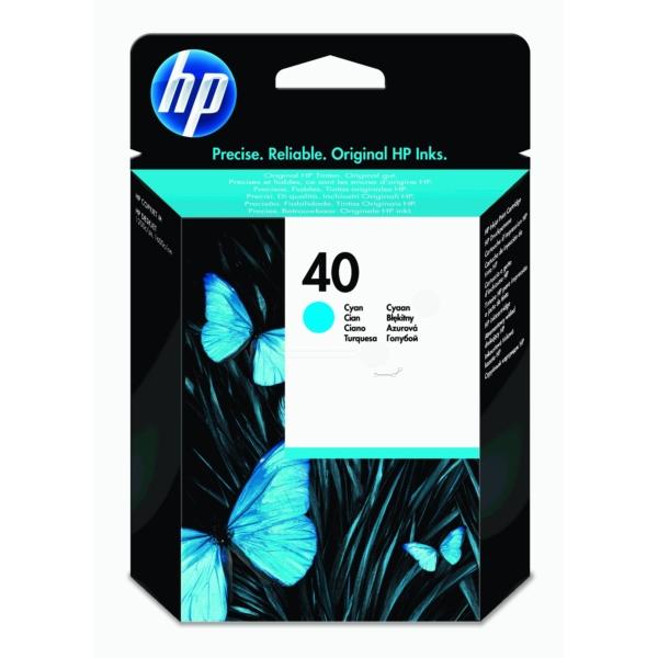 Original HP 51640CE / 40 Druckkopf cyan