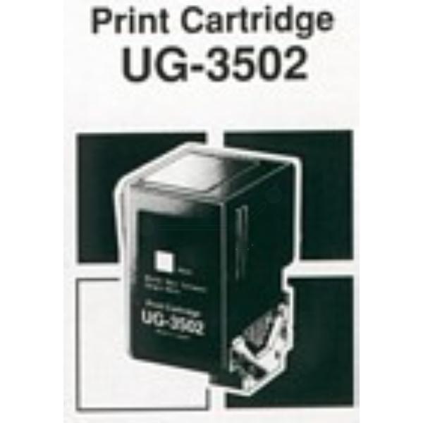 Original Panasonic UG3502 Druckkopf schwarz