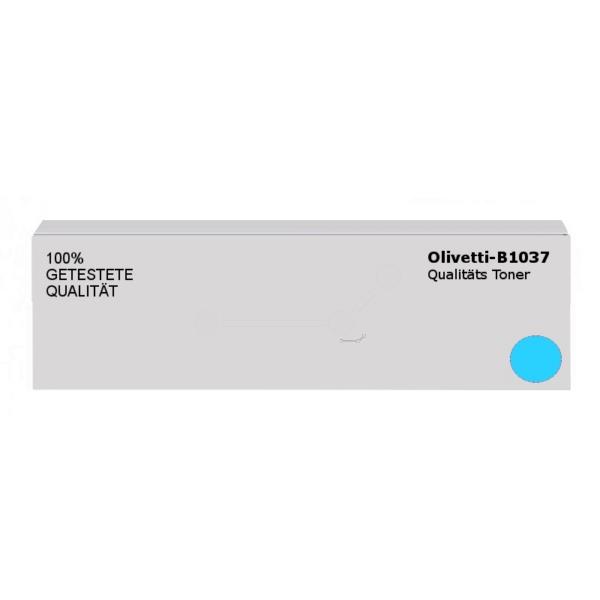 Original Olivetti B1037 Toner cyan