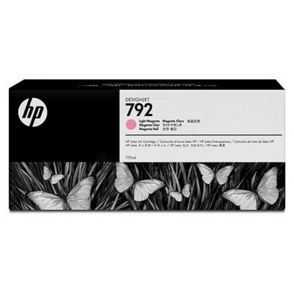 Original HP CN710A / 792 Tintenpatrone magenta hell