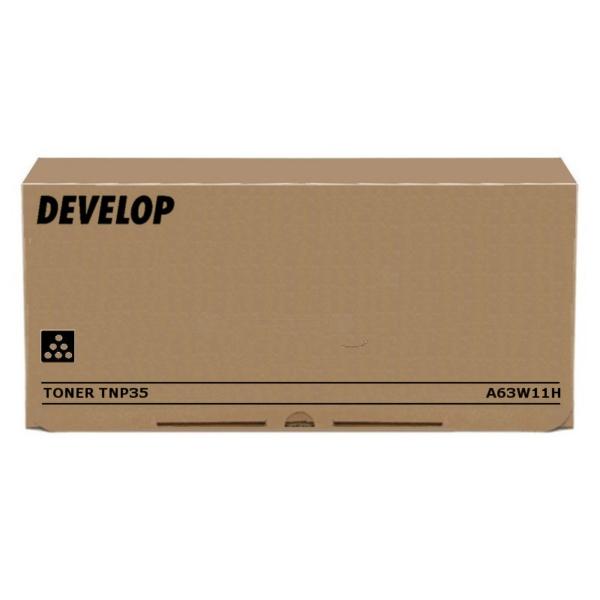 Original Develop A63W11H / TNP35 Toner schwarz