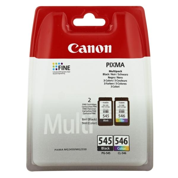 Original Canon 8287B005 / PG545CL546 Druckkopf Multipack