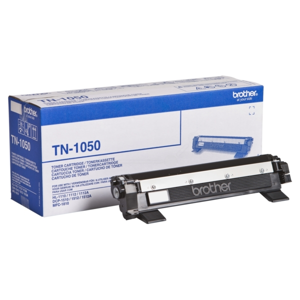 Original Brother TN1050 Toner noir