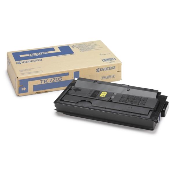Original Kyocera 1T02NL0NL0 / TK7205 Toner schwarz