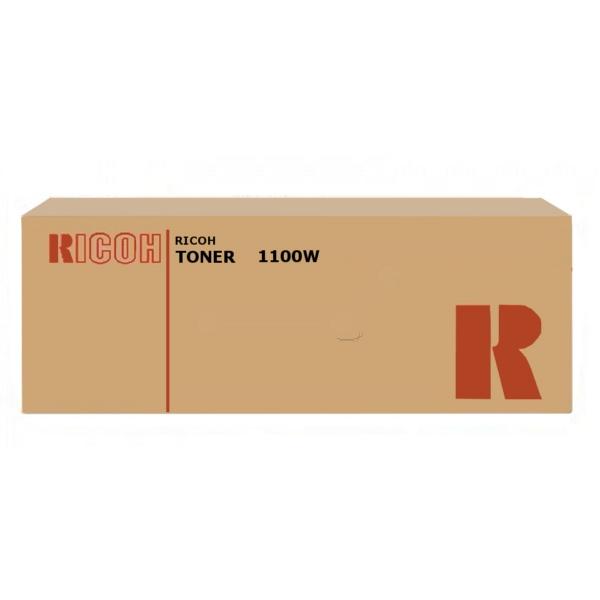 Original Ricoh 885165 / TYPE1100W Toner schwarz