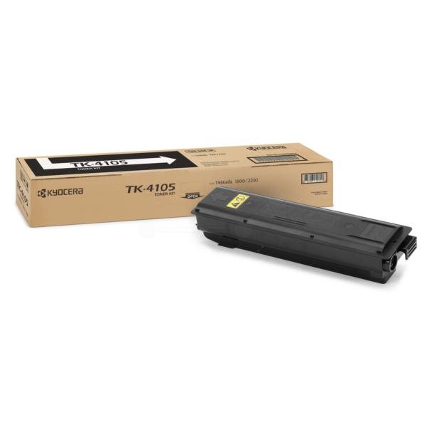 Original Kyocera 1T02NG0NL0 / TK4105 Toner schwarz