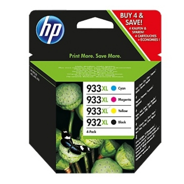Original HP C2P42AE / 932XL933XL Tintenpatrone MultiPack
