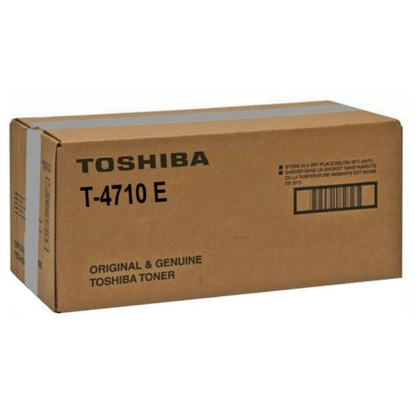 Original Toshiba 6A000001612 / T4710E Toner schwarz