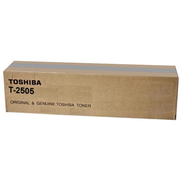 Original Toshiba 6AG00005084 / T2505 Toner schwarz