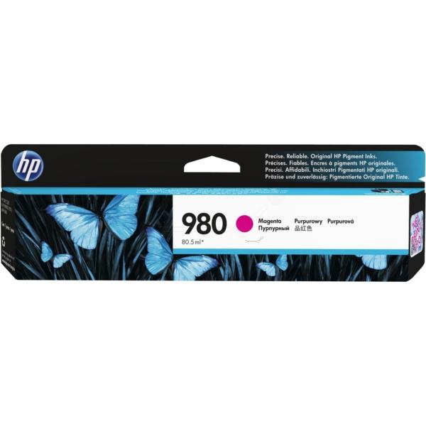 Original HP D8J08A / 980 Tintenpatrone magenta