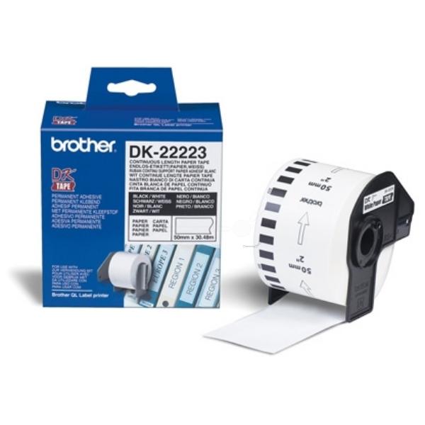 Original Brother DK22223 P-Touch Etiketten