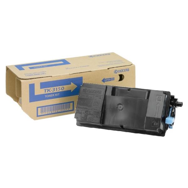 Original Kyocera 1T02NX0NL0 / TK3150 Toner noir