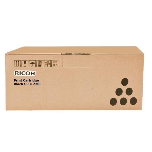 Original Ricoh 407543 Toner schwarz