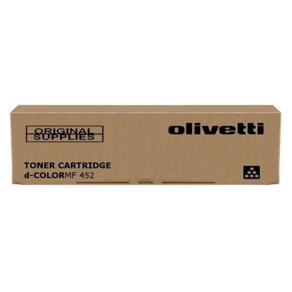 Original Olivetti B1026 Toner schwarz