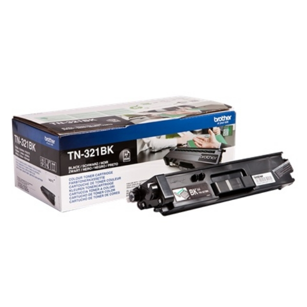 Original Brother TN321BK Toner schwarz